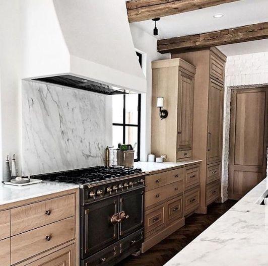 Friday Favorites Oak Cabinets